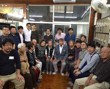墨田区「松の湯」室内写真